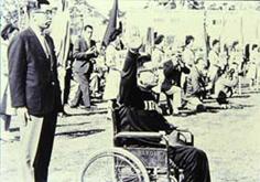 東京パラリンピック選手宣誓